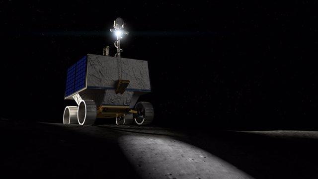 La NASA presenta a VIPER, el nuevo rover para buscar agua en la Luna