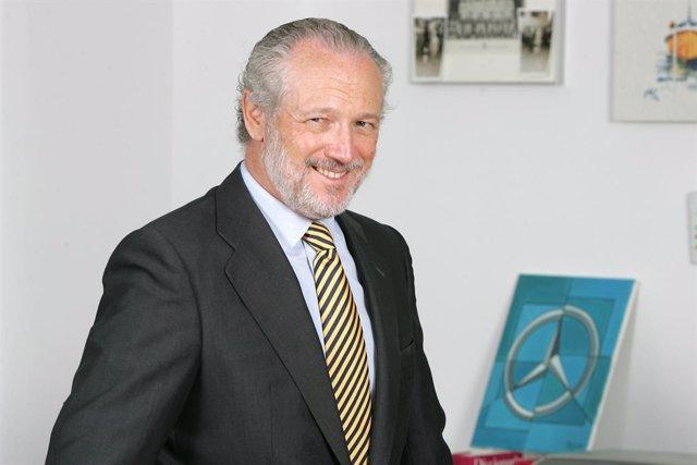 Economía/Motor.- José Luis López-Schümmer (Daimler), nuevo miembro del consejo d