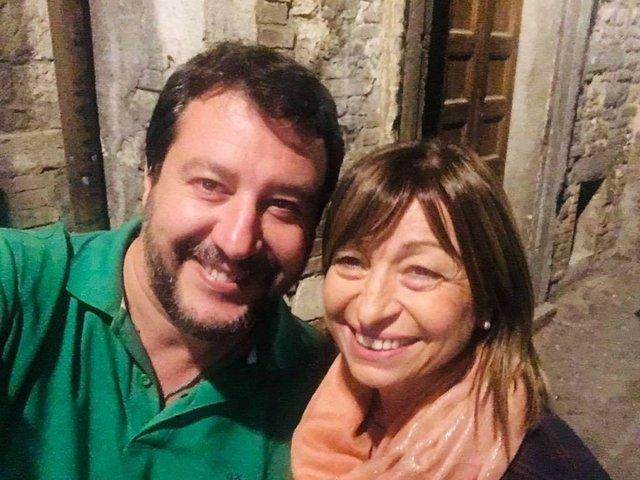 Italia.- Victoria contundente de la candidata de Salvini en Umbría en las primer