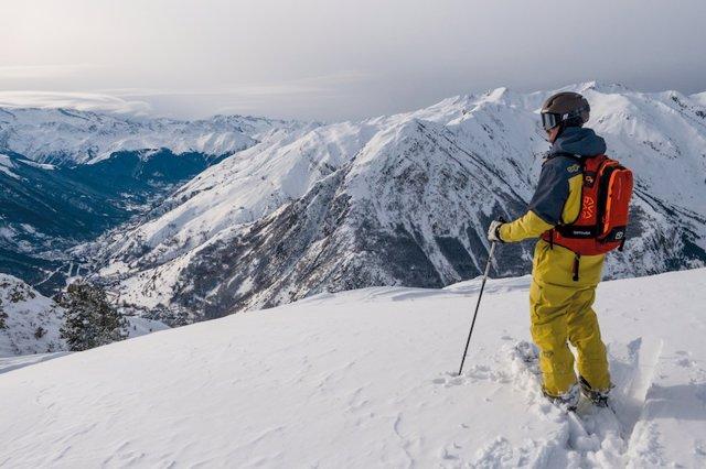 L'estació d'esquí de Baqueira-Beret oferirà 167 quilòmetres esquiables