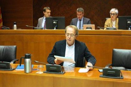 El consejero de Hacienda señala que el déficit de Aragón para 2019 se acercará más al 0,6 que al 0,1%
