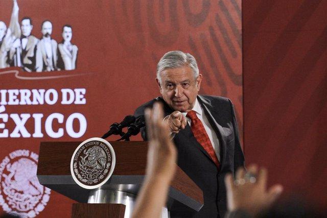Argentina.- López Obrador asegura que llamará a Fernández y Morales para felicit