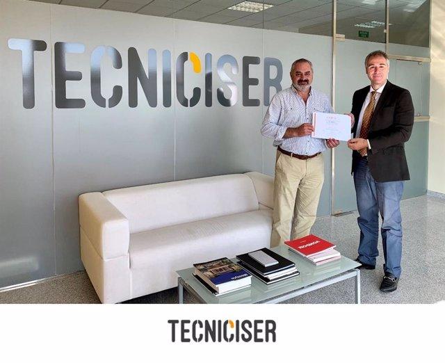 COMUNICADO: TECNICISER obtiene el sello de la norma de calidad empresarial CEDEC
