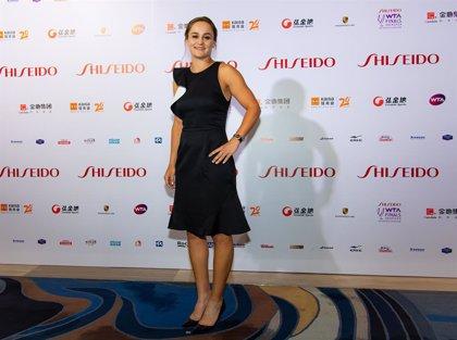 Tenis.-La australiana Asleigh Barty se asegura el número uno del ranking WTA a final de año
