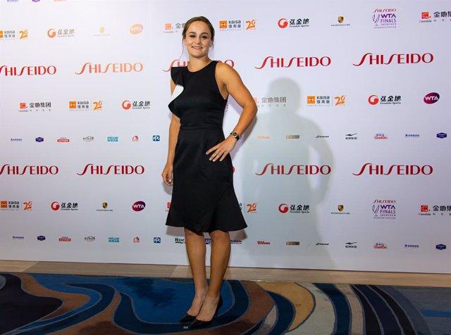 Tenis.- La australiana Asleigh Barty se asegura el número uno del ranking WTA a