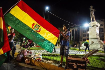 """Bolivia.- Mesa denuncia que el Gobierno de Morales quiere cargarle """"un inventado golpe de Estado"""""""