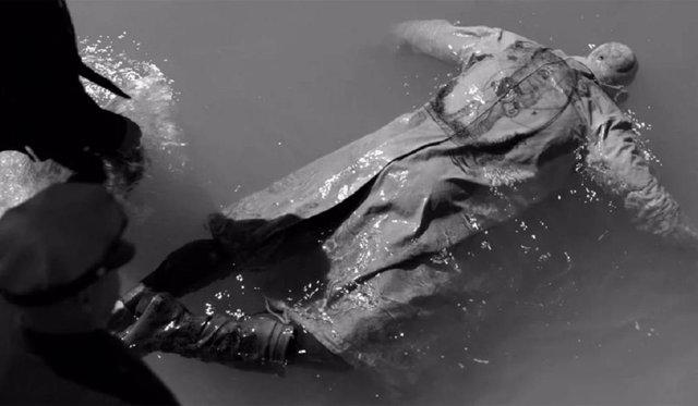 Imagen de la serie Watchmen de HBO