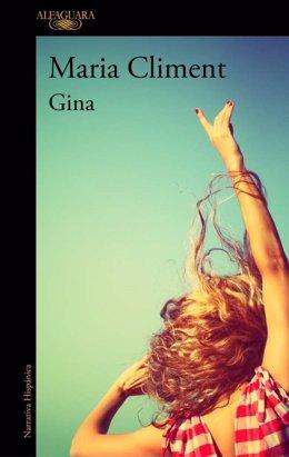 Portada de la edición en castellano de 'Gina', de María Climent.