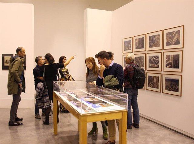 """Exposición """"A cielo abierto"""", en el CDAN de Huesca, con piezas del Centro de Estudios Locales de Andorra, CELAN y dle Museo Minero de Andorra (Teruel)"""