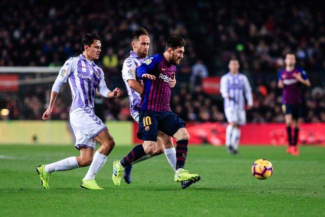 Fútbol/Primera.- Previa del FC Barcelona - Real Valladolid CF