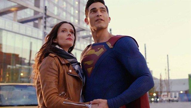 Superman & Lois, nueva serie con Tyler Hoechlin y Elizabeth Tulloch