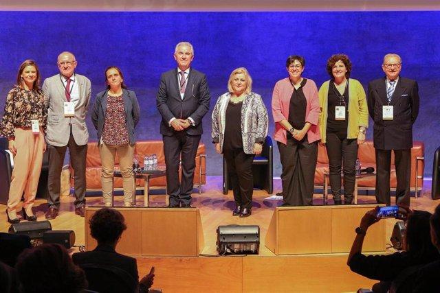 Fotografía inauguración VII Congreso Dependencia y Calidad de Vida