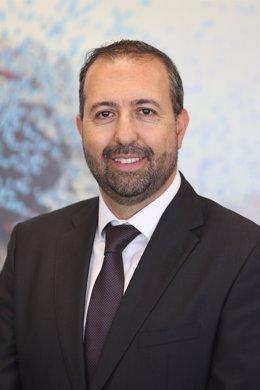 Antonio Padilla, nuevo director financiero de AstraZeneca España.