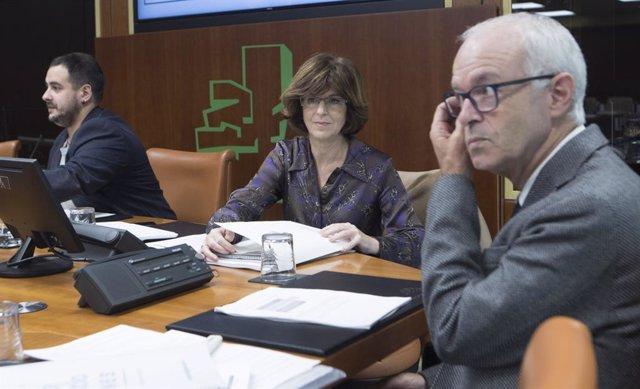 El Gobierno Vasco tratará de evitar el consumo de tabaco en espacios abiertos con gran concentración de personas.