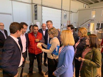 """García Tejerina (PP) defiende las inversiones en la España Vaciada """"sin sacrificar la competitividad de la economía"""""""