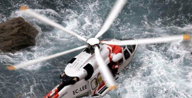 Resultado de imagen de helicóptero Helimer manises