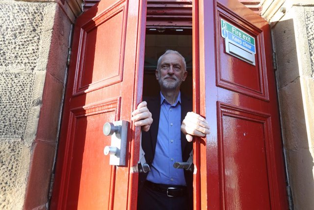 Jeremy Corbyn, líder del Partit Laborista