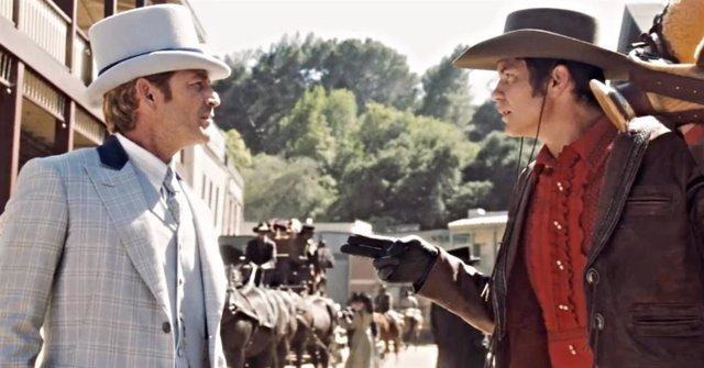 Imagen de la película Érase una vez en Hollywood