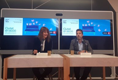"La segona edició de la Smart City Week vol mostrar ""una cara més ètica"" de la tecnologia (EUROPA PRESS)"