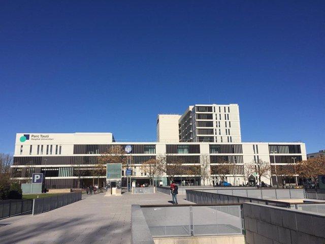 Hospital Parc Taulí de Sabadell.