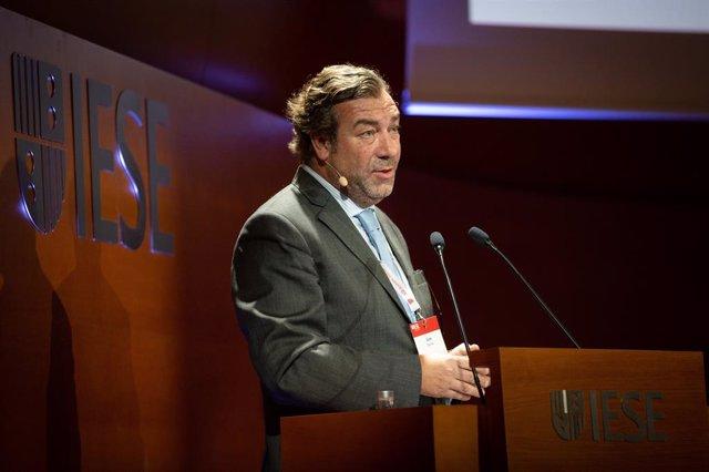 El director general de la Asociación Española de Proveedores de Automoción (Sernauto), José Portilla