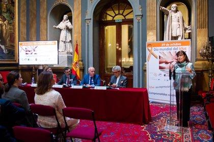 El ictus afecta a 72.000 españoles cada año