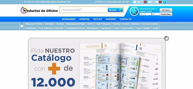 COMUNICADO: Productos de Oficina, la nueva tienda de productos y material de ofi