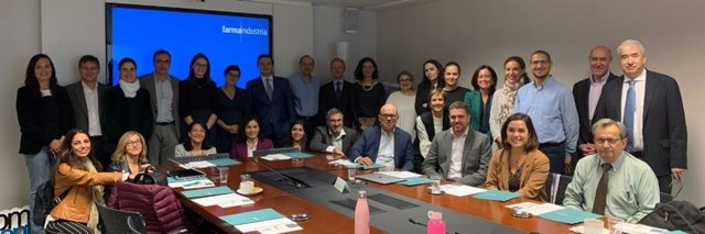 Participantes en el XVIII encuentro del programa Farma-Biotech.