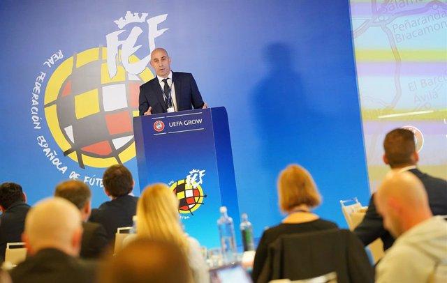 Fútbol.- Madrid acoge este miércoles y jueves la conferencia anual del programa