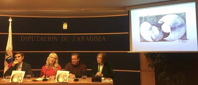 Presentación de la exposición 'Obra Gráfica 1963-1984' de Pablo Serrano