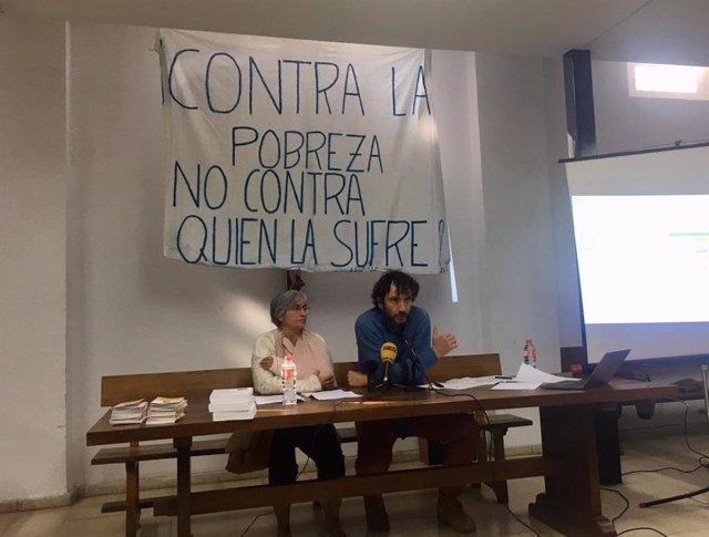 RMI Tu Derecho presenta su balance sobre el Informe de la Renta Mínima de Inserción en 2018.