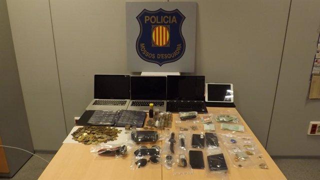 Objectes robats