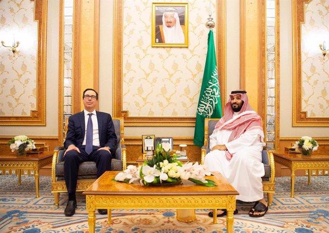 Irán.- EEUU y seis países árabes imponen sanciones a 25 empresas y personas rela