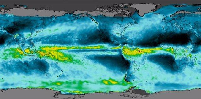 La NASA remasteriza casi 20 años de lluvia global