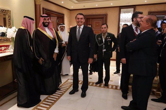 Brasil.- Arabia Saudí invita formalmente a Brasil a formar parte de la OPEP