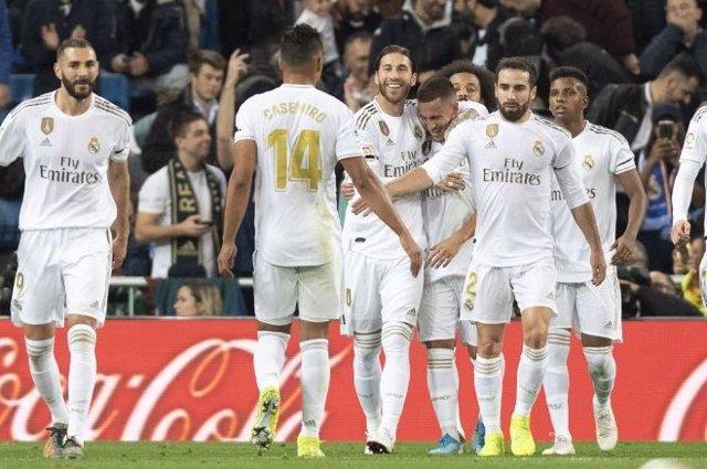 Fútbol/Primera.- Crónica del Real Madrid - Leganés: 5-0
