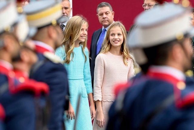 La Princesa Leonor cumple 14 años