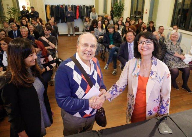 La directora general de Turismo del Gobierno de Cantabria, Eva Bartolomé, ha presentado la oferta turística de la región a turoperadores, agentes de viajes y Prensa especializada de Bolonia y de la región de Emilia-Romaña
