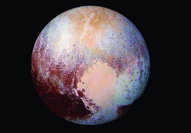 La NASA planea colocar una nave orbital en Plutón