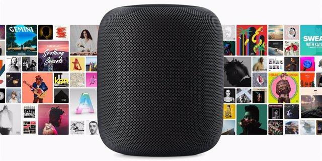 Altavoz inteligente de Apple HomePod