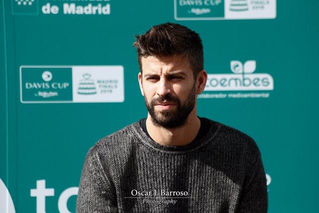 """Tenis.- Piqué: """"La instituciones madrileñas nos recibieron con los brazos abiert"""