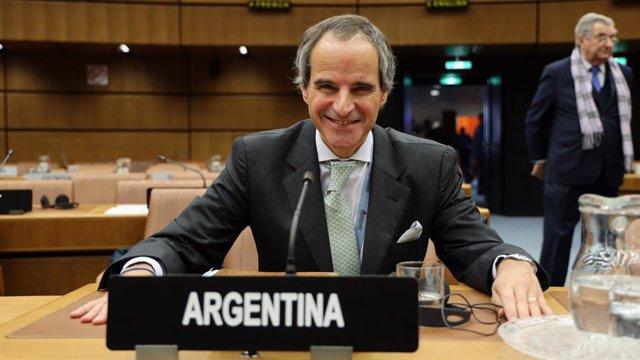 El argentino Rafael Mariano Grossi, nuevo director general de la OIEA a partir d