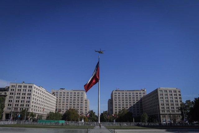 Palacio de La Moneda, sede del Gobierno de Chile