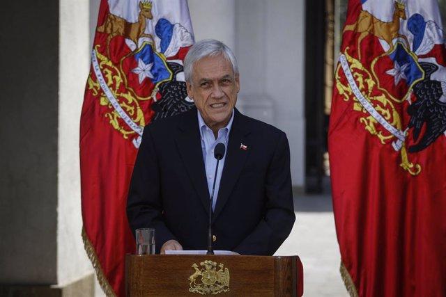 Chile.- Piñera anuncia que Sánchez ha ofrecido Madrid como sede de la cumbre del