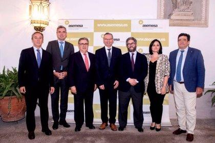"""Asemesa traslada al PP Europeo """"la dramática situación"""" de la aceituna tras los aranceles de EEUU"""