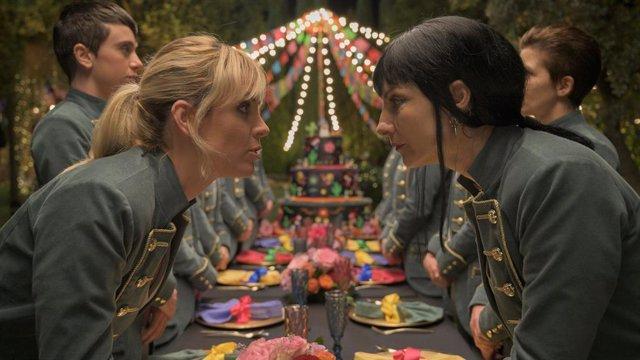 Najwa Nimri i Maggie Civantos tornen a 'Vis a vis' amb  'El oasis'