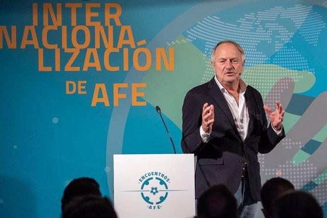 """Fútbol.- Van Seggelen: """"AFE es uno de los aliados más antiguos e importantes de"""
