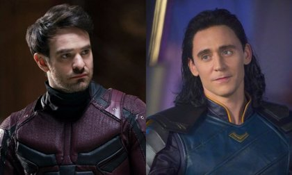 VÍDEO: Halloween regala a los fans este alucinante crossover entre Tom Hiddleston (Loki) y Charlie Cox (Daredevil)