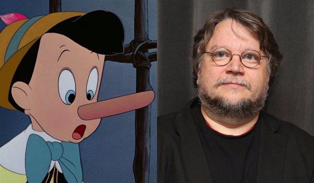 Guillermo del Toro prepara un remake de Pinocho