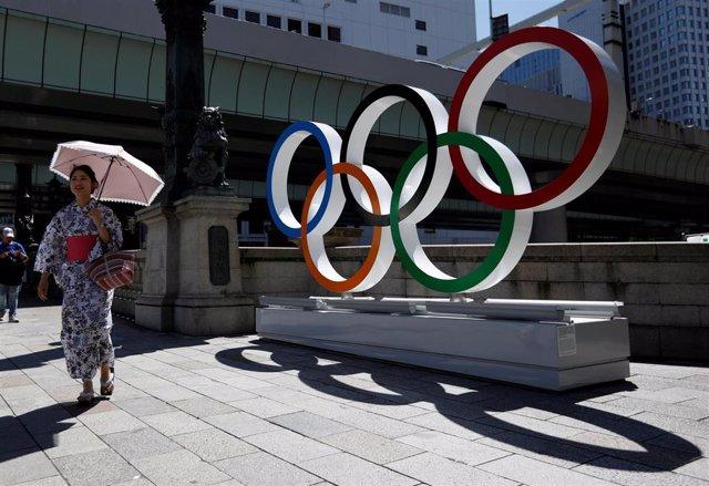 La ciudad de Tokyo se prepara para acoger los Juegos Olímpicos en 2020
